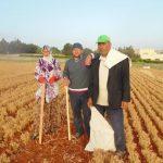 Siria: nueva violación a los derechos de los agricultores desplazados en el noroeste