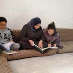 Las viudas sirias son invisibles bajo la ley jordana