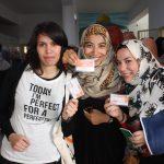 La lucha de las mujeres libias contra la violencia y la brecha de género