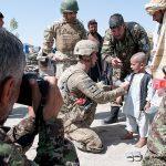 Sr. Presidente, mantenga a los asesores militares en Afganistán