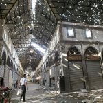 Con el pretexto de ser utilizados, el régimen sirio se apodera de los mercados de Homs