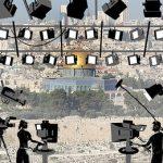 Los palestinos tienen su espacio en la 'opinión', mientras que los argumentos israelíes dominan las 'noticias'