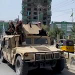 Los vecinos de Afganistán se enfrentan a los talibanes en sus fronteras